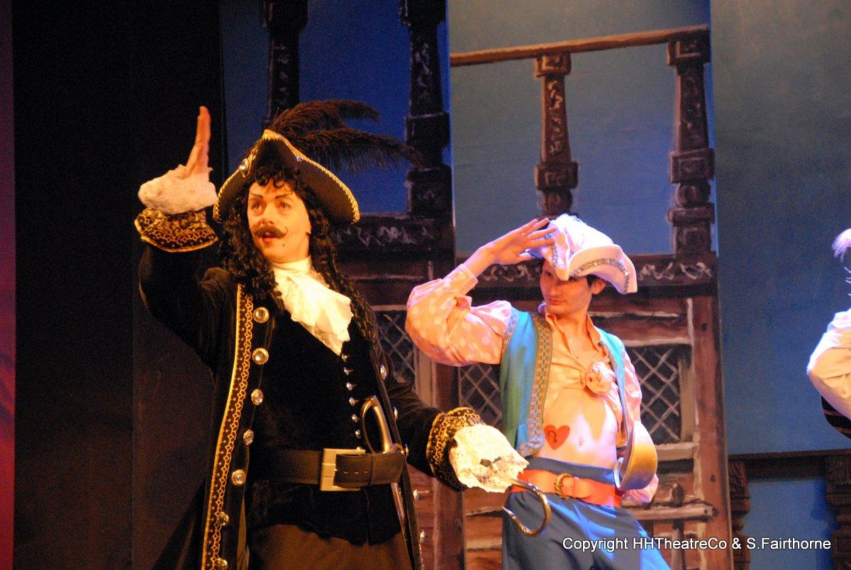 Hook & Pirate