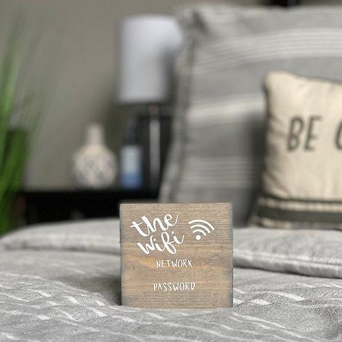 Mini Wifi Sign