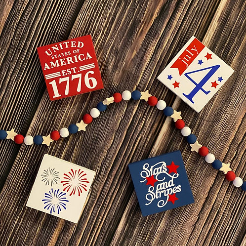 4th Of July Signs