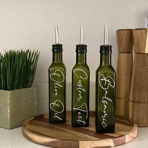 Olive Oil/Vinegar Dispensers