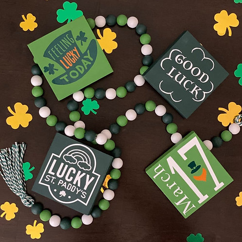 St. Patrick's Day Signs