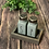 Thumbnail: Salt & Pepper Shakers With Wooden Tray