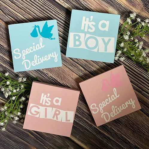 Baby Themed Signs