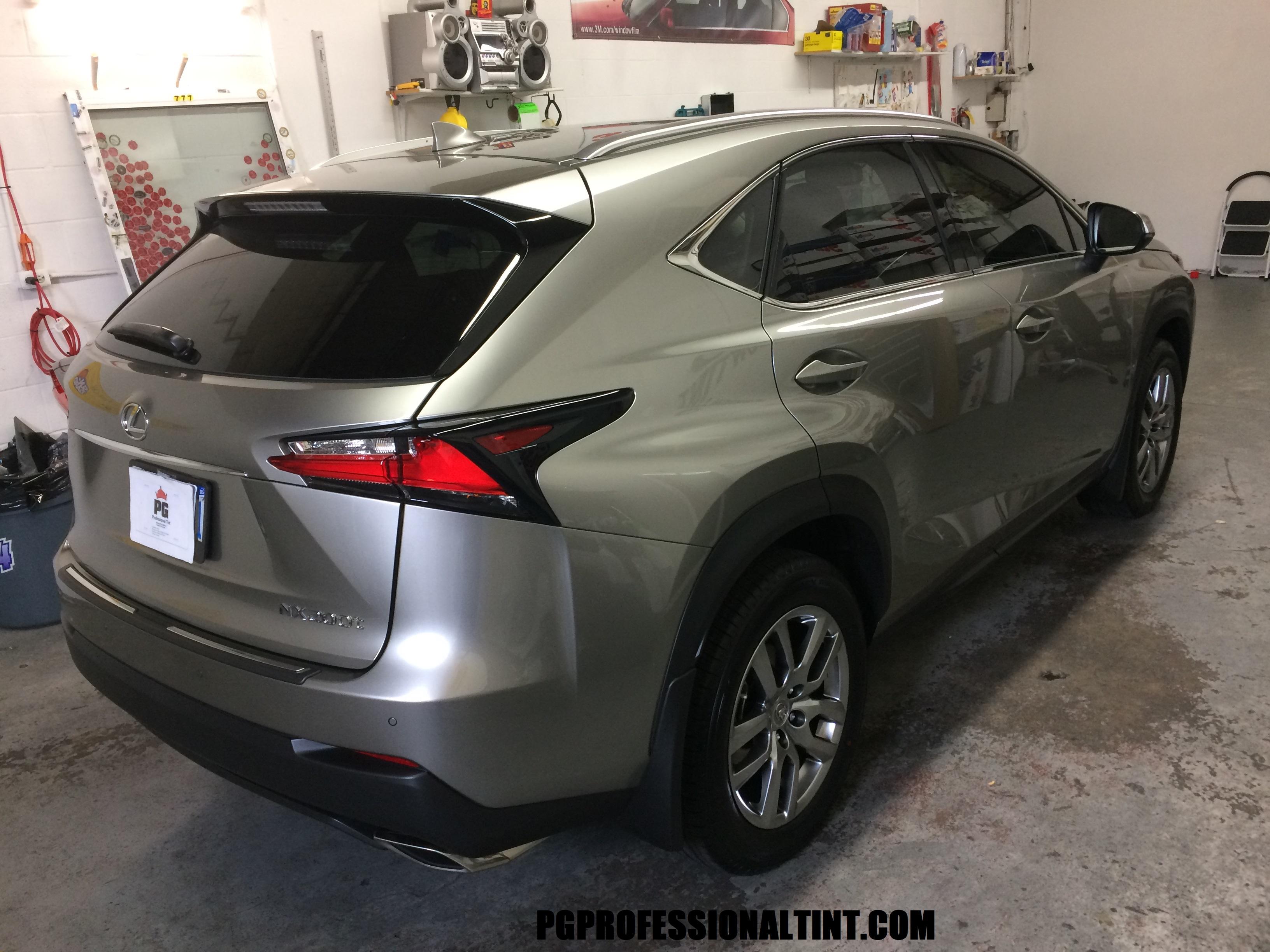 2018 LEXUS NX 200T