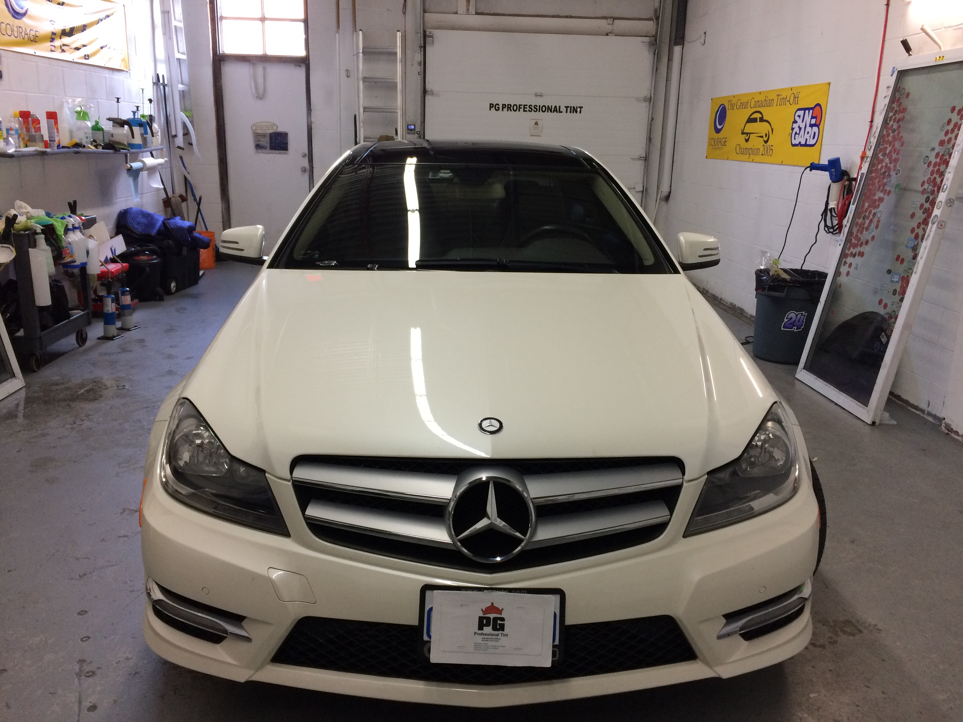 2013 MERCEDES BENZ C SERIES