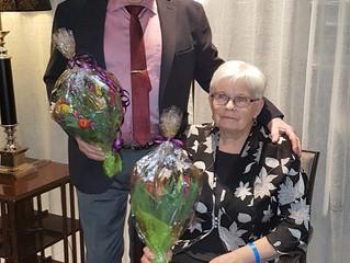 Tollef og Torbjørg Årdal nye æresmedlemmer i NHF