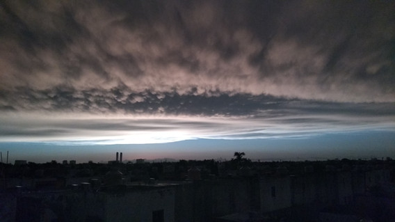 Breathless Sky (by Mónica S. Enríquez).
