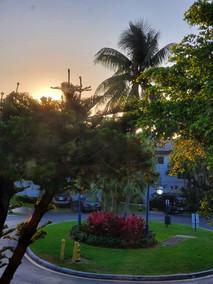 April 19 7:28 AM Sunrise View (by MichaelW)