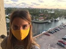 Quarantine Sunset, March 2020