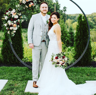 Congratulations Cheryl and Matt on your