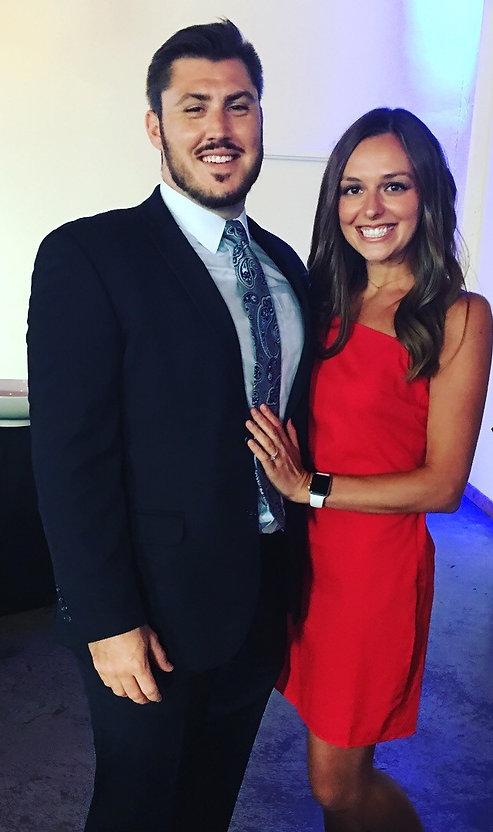 Kara and Josh Abernathy, faithful husband and wife