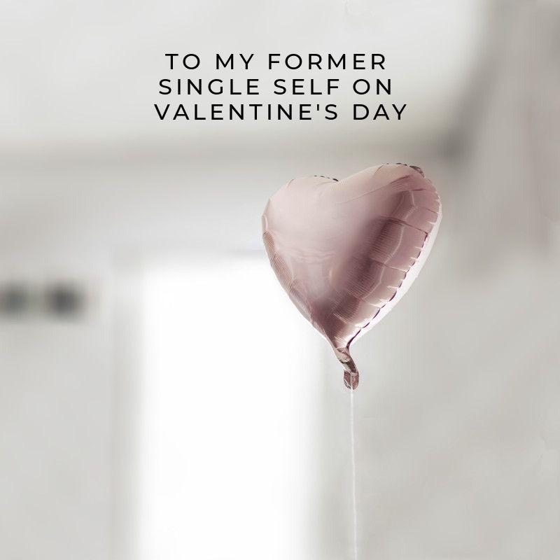 Single on Valentine's Day; trusting God in singleness