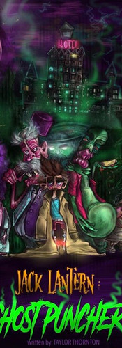 JACK LANTERN: GHOST PUNCHER Poster