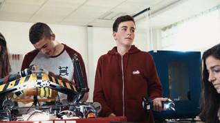 Go Study Robotics / MoE