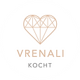 Logovariante mit Kreis - vrenali.kocht.p