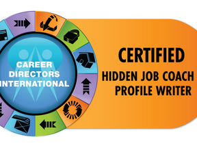 Certified Hidden Job Coach & Profile Writer (CJCPW)