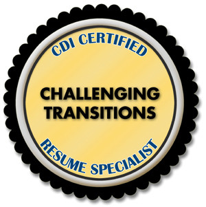 Specializing in Supporting Jobseekers with Challenging Career Transitions