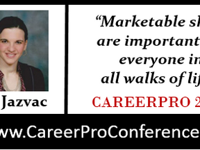 Welcome to CareerPro Conference 2015 during Canada Career Week in November!