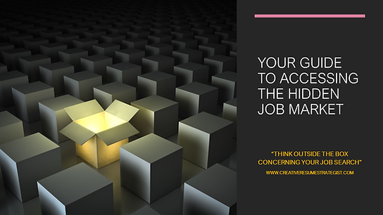 Your Guide to Accessing the Hidden Job M