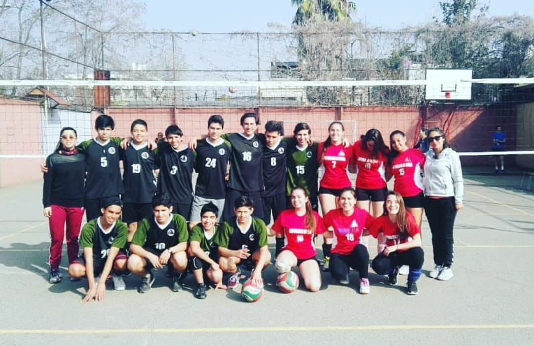 Vicecampeonas voleibol4