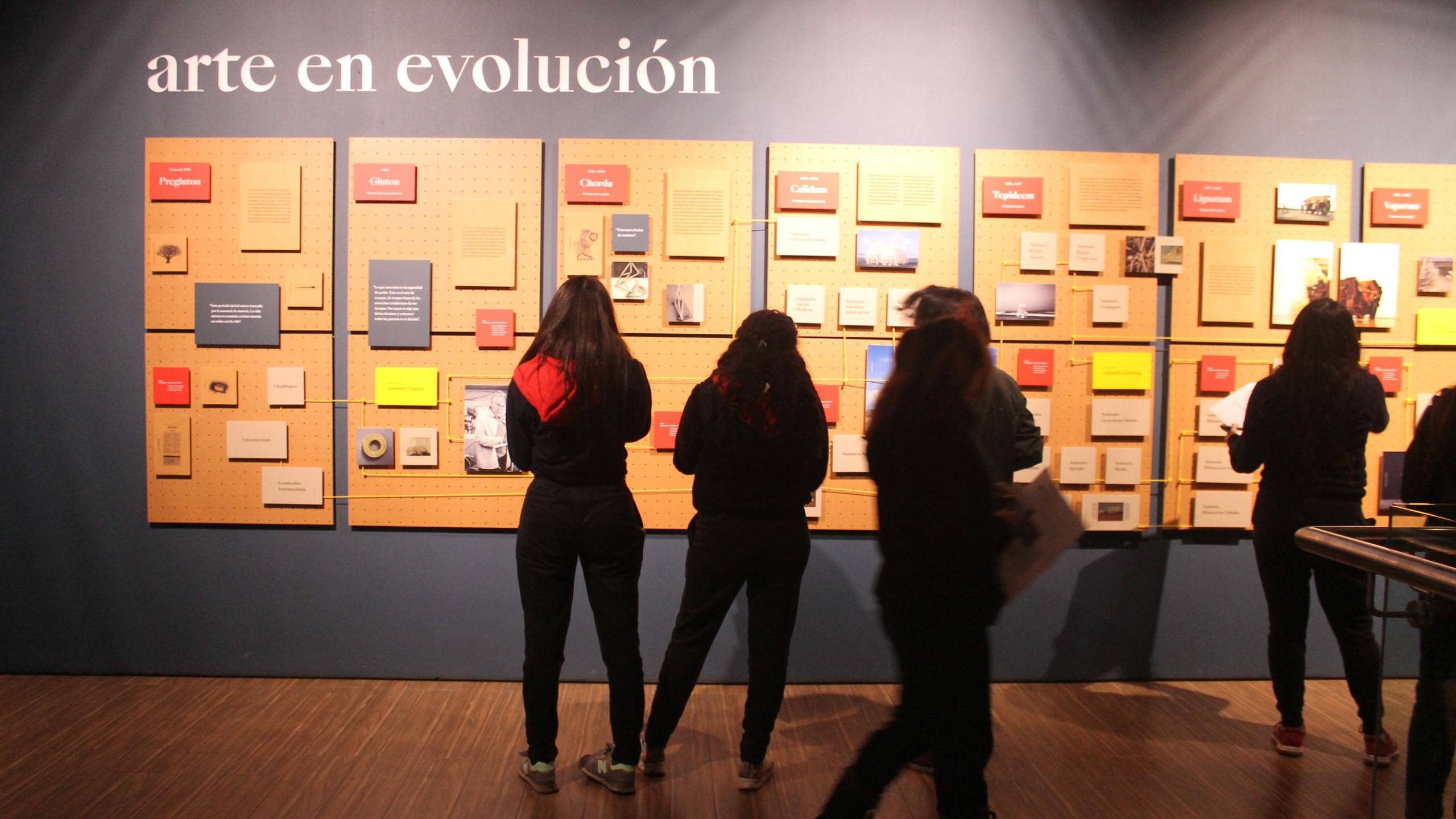 Exposición Theo Jansen