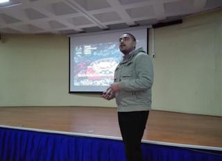 """Charla: """"Ecosistema y Biodiversidad Marina en Chile"""""""