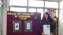 """Charla: """" Gonorrea: Infección y prevención"""". Bioquímica Natalia Juica Oliva"""
