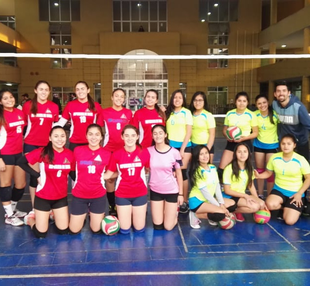 Campeonato Voleibol femenino 1
