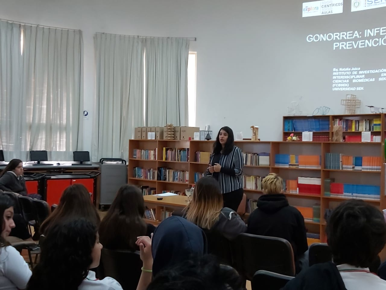 Charla Natalia Juica 5 -20 -08-2019