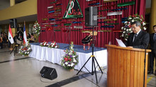 Aniversario 81° Liceo República de Siria, trabajando por una educación gratuita y de calidad.