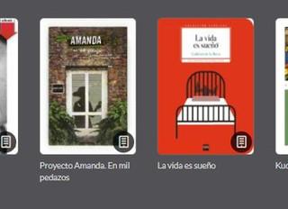 Selección | Bibliotecas, libros, lecturas y lectores
