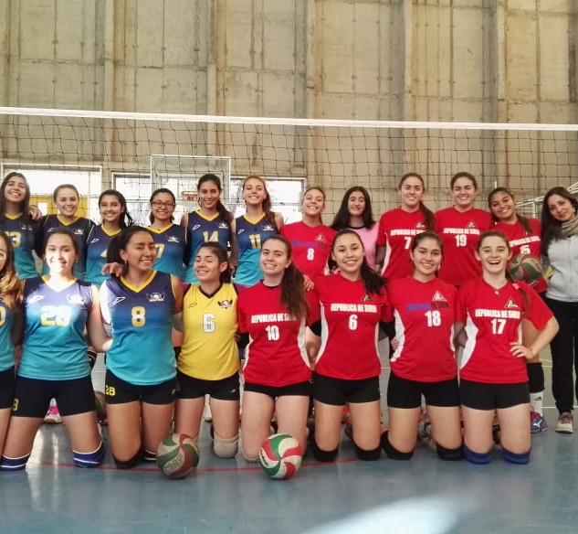Campeonato Voleibol femenino 2