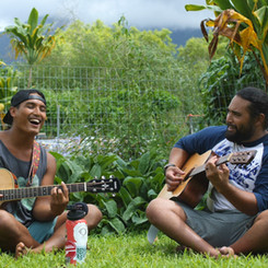 Seriously by Katchafire (ʻĀ Collective Duo Cover)
