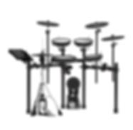 Roland-V-Drums-TD-17KVX-Electronic-Drum-