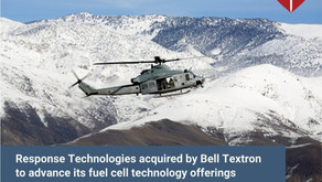 RESPONSE TECHNOLOGY ACQUIRED BY BELL TEXTRON