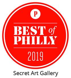 Best of Philly - Secret Art Gallery
