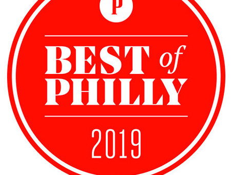 Spogue Kitchens & Bath Wins Philadelphia Magazine's Best of Philly 2019 - Secret Art Gallery