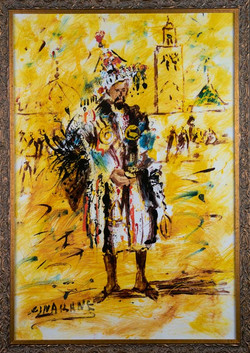 Marrakesh Tribal Leader