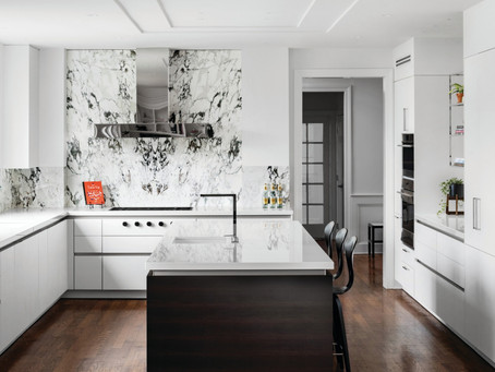 Fernando Guerra, owner of Spogue Kitchens & Bath wins highly-touted kitchen design award