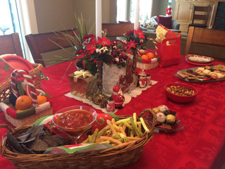 5 Tips For Christmas Food Safety