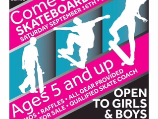 Tolosa Skate Park 'Come and Try' day