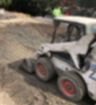Excavation in Oakland