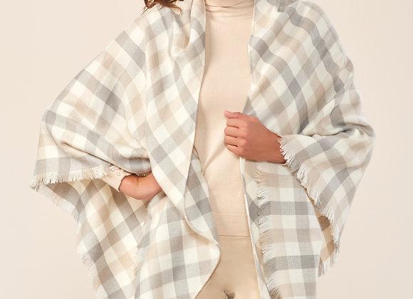 Multiwear Neutral Soft Ruana