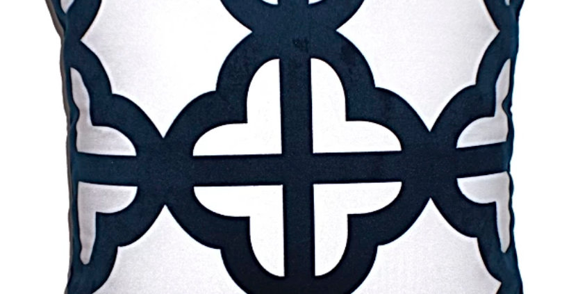 Almofada Veludo Marine 02