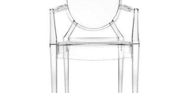 Cadeira Ghost Braço