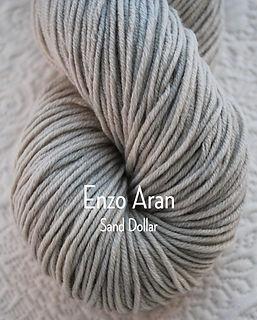 Enzo Aran Merino Cashmere Nylon Yarn