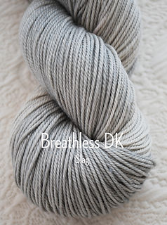 Breathless DK Merino Cashmere Silk Yarn