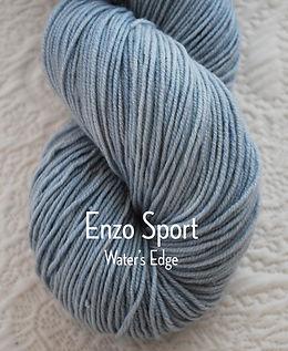 Enzo Sport Merino Cashmere Nylon Yarn