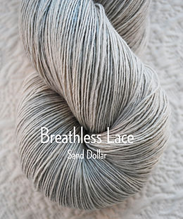 Breathless Lace Merino Cashmere Silk Yarn