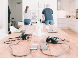 På arbeidsplassen: Sitt mindre og stå bedre
